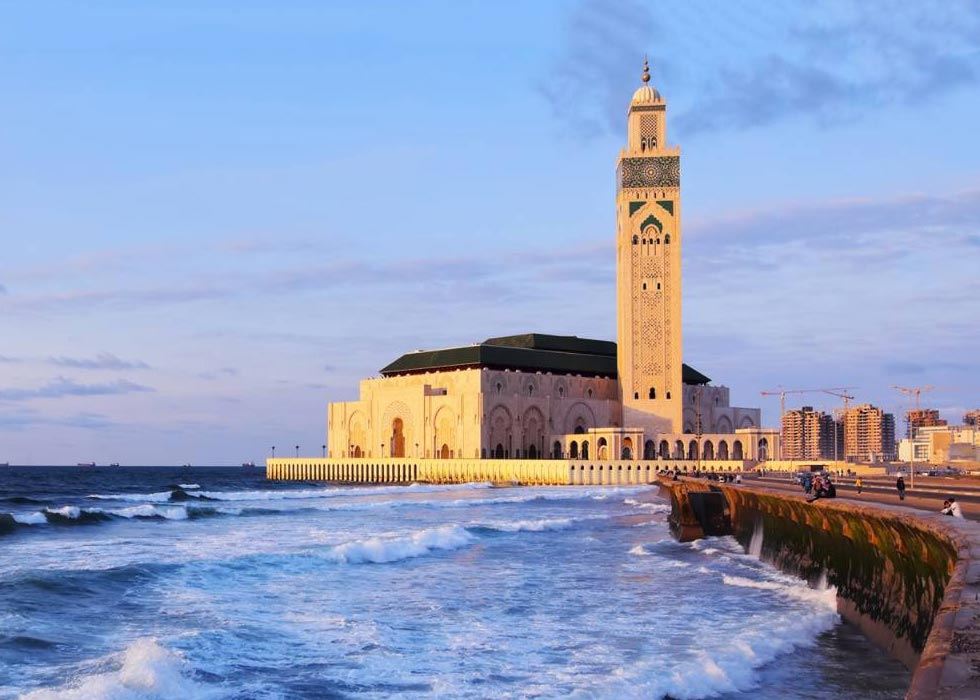 Four Seasons, Casablanca