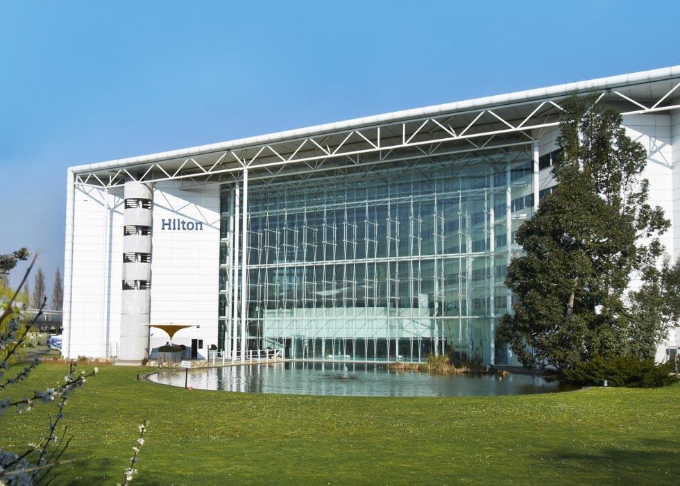 Hilton Hotel, T4 Heathrow