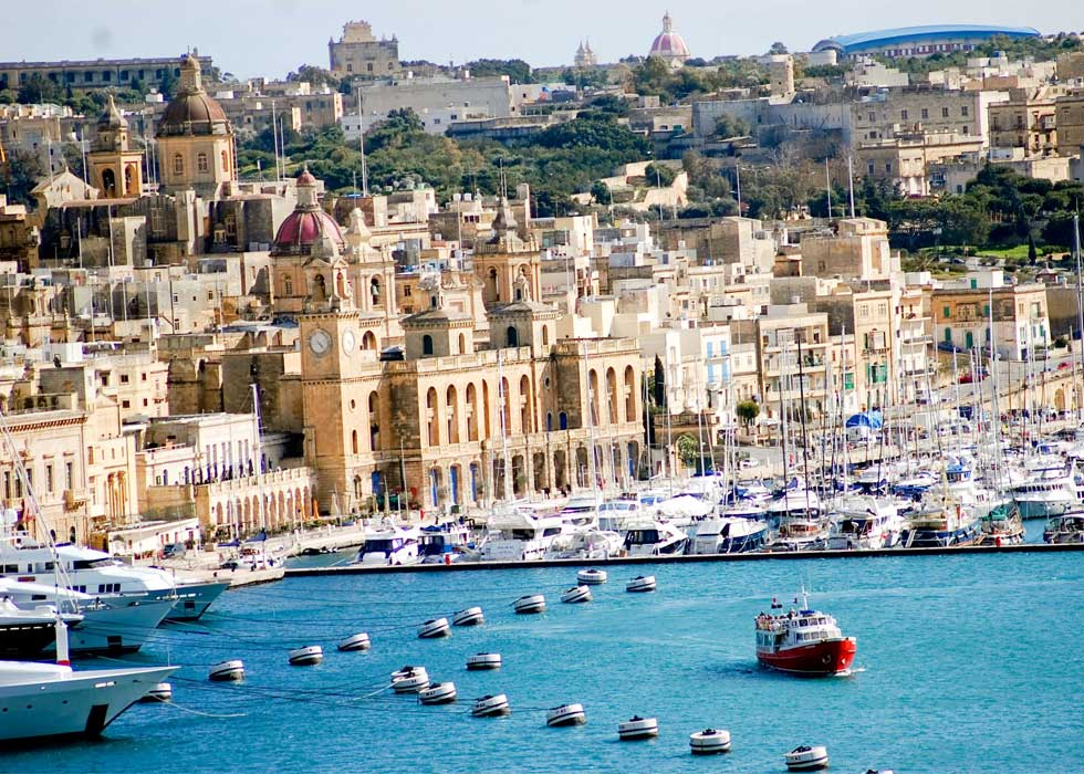 Malta in the Spotlight.