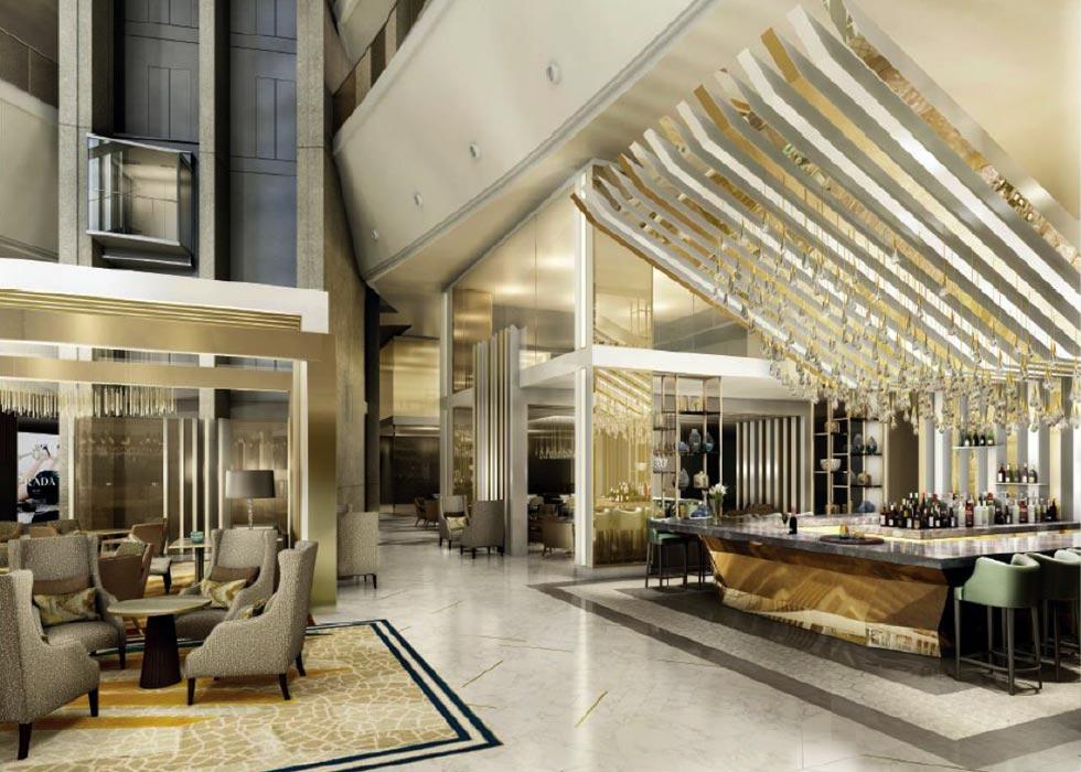 Rey Juan Carlos Hotel, Barcelona.