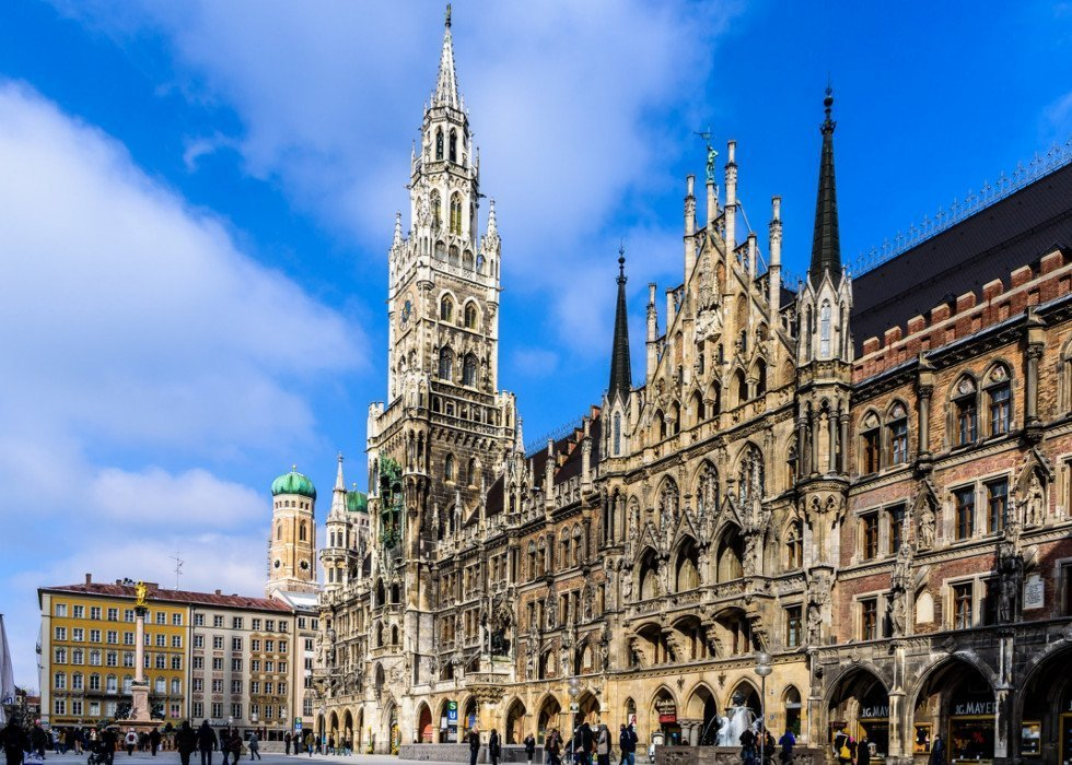 Munich | One of Europe's top destinations for Conferences & Events 2020